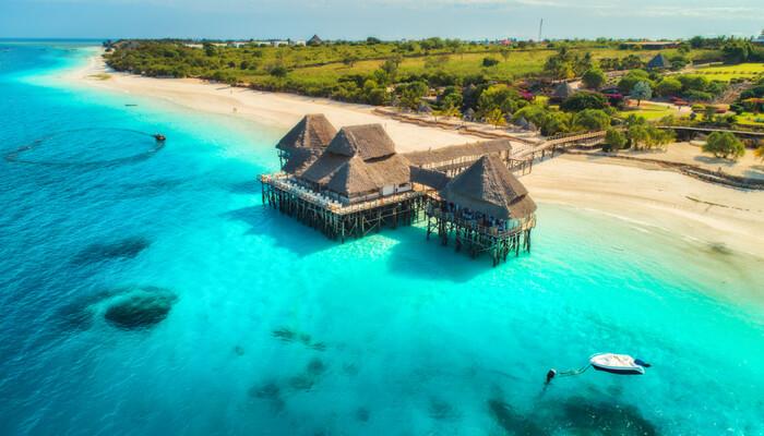 Zanzibar - verre reizen