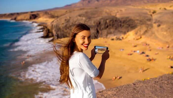 mooiste stranden lanzarote playas de papagayo