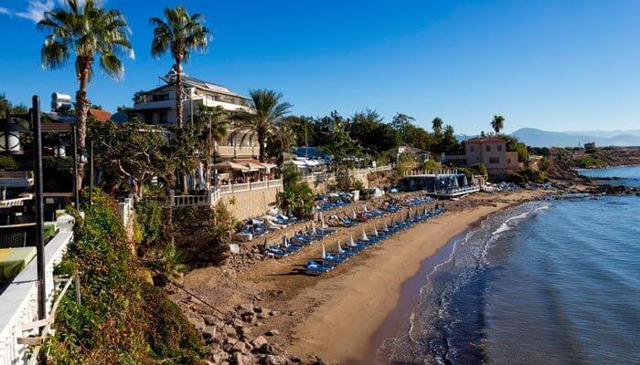 side turkije strand