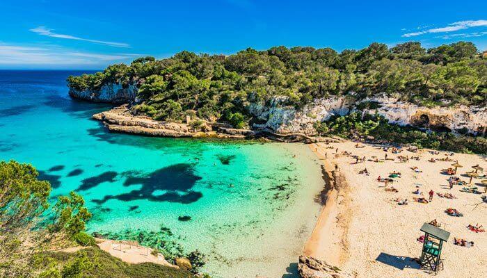 Mooiste stranden Mallorca