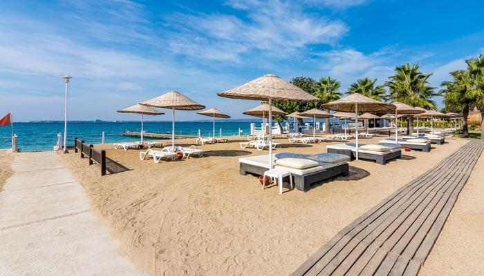 mooiste stranden van turkije altinkum beach