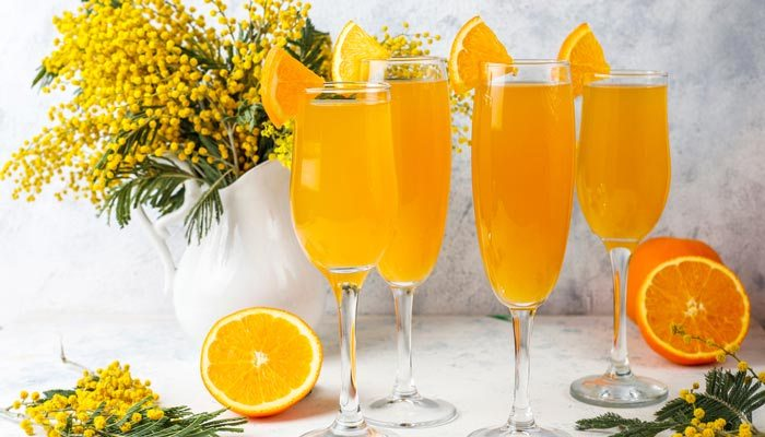 oranje cocktail virgin mimosa