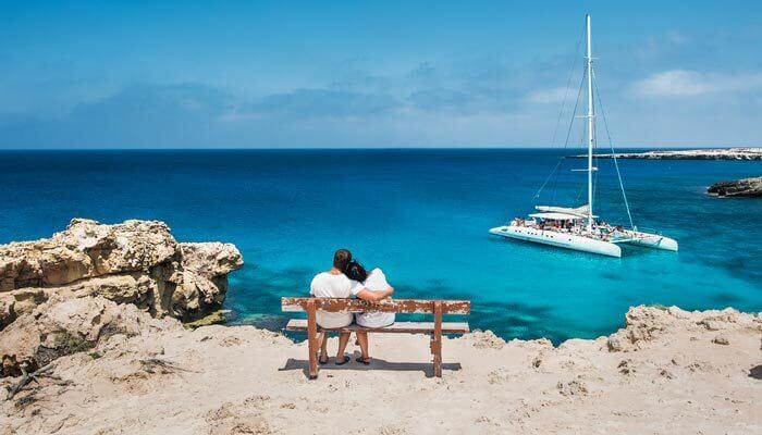 op vakantie naar cyprus in september