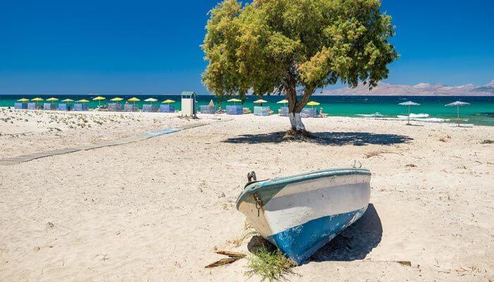 de stranden van kos bezienswaardigheid kos