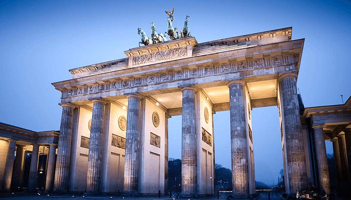 Duitsland - top bestemmingen 2021