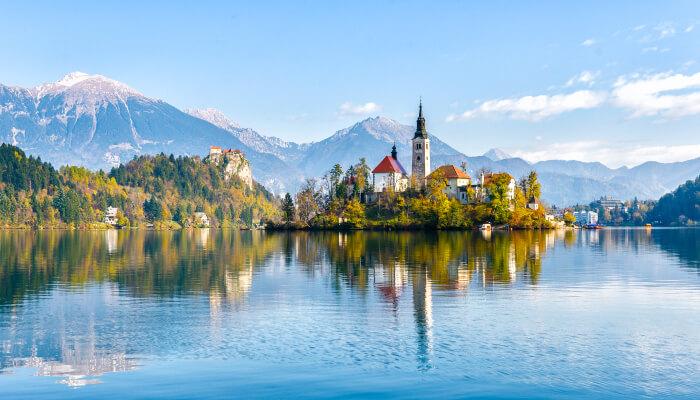 Vakantiebestemmingen 2021 - Slovenie