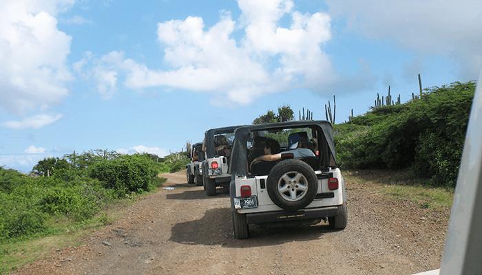 Ontdek Aruba met een huurauto