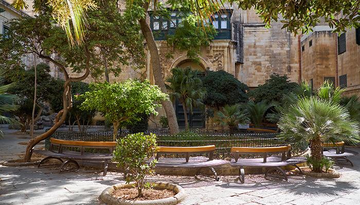 Bezienswaardigheden Valletta Grandmasters Palace