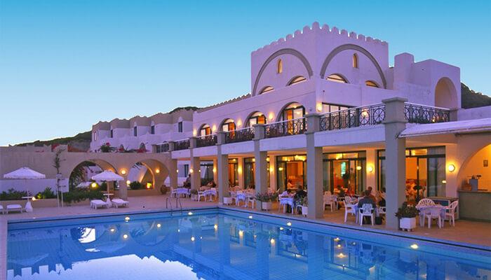 Beste Hotels Rhodos - Calypso Palace
