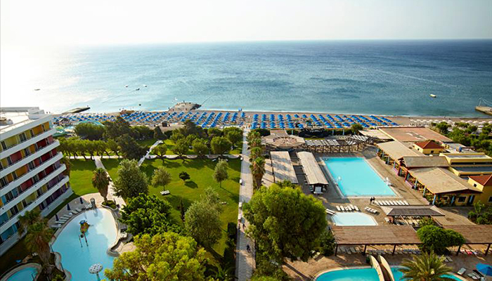 Beste Hotels Rhodos - Esperides