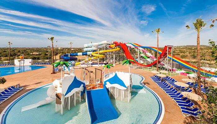 Hotels met glijbaan Mallorca - Globales Bouganvilla