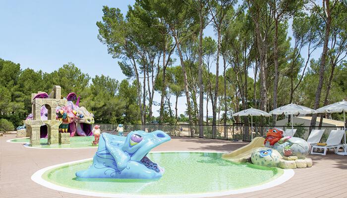 Hotels met glijbaan Mallorca - Pinos Park