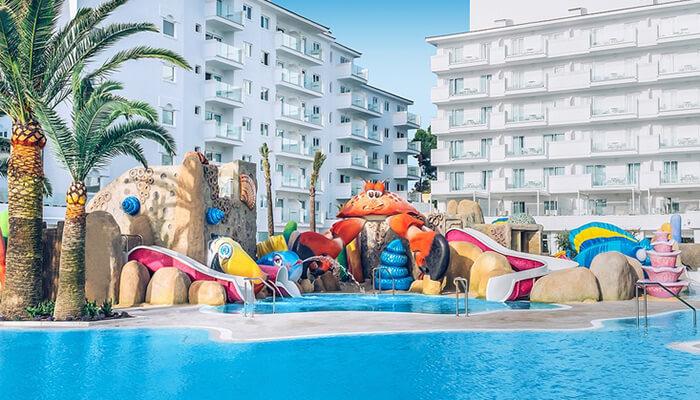 Hotels Mallorca met glijbaan - Alcudia Park