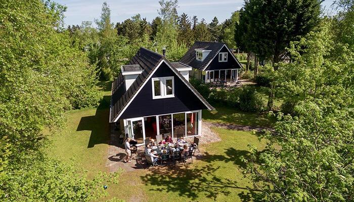Beste vakantieparken Nederland - Landgoed Ruwinkel
