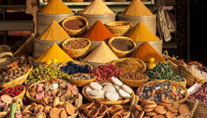 Waar is het warm in oktober - Marokko