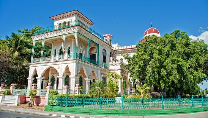 Waar is het warm in oktober - Cuba