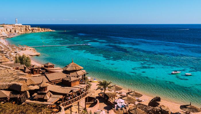 Waar is het warm in oktober - Egypte