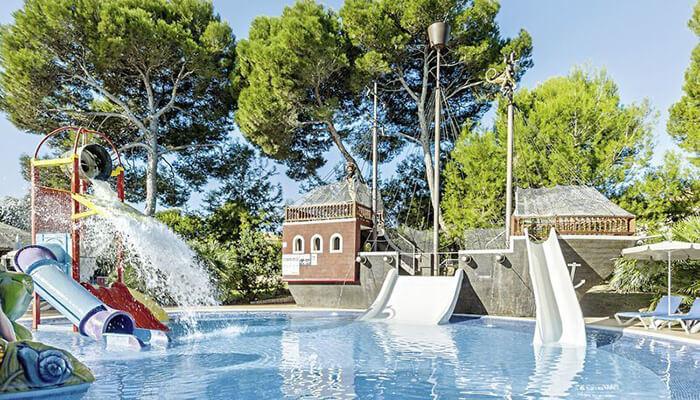 Zafiro Mallorca - Glijbanen