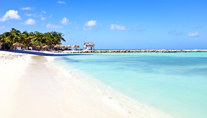 Zonvakantie oktober - Aruba, Bonaire, Curacao