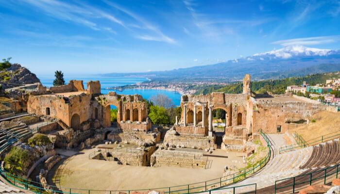 Zonvakantie in oktober - Sicilie