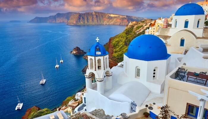 Egeïsche-eilanden_Santorini