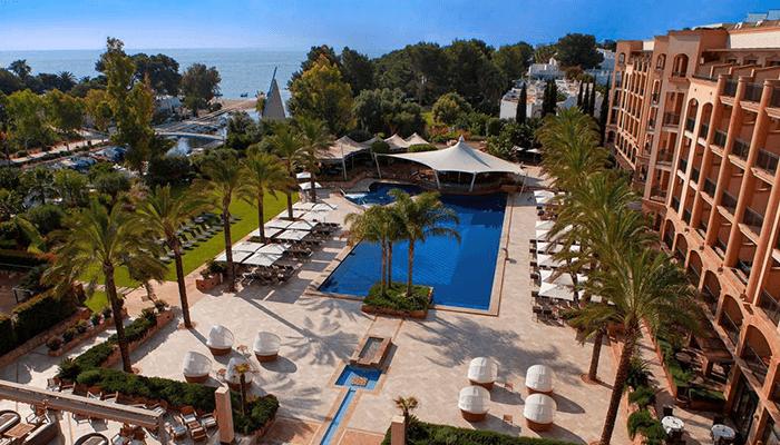 Beste Hotels Ibiza - Fenicia Prestige