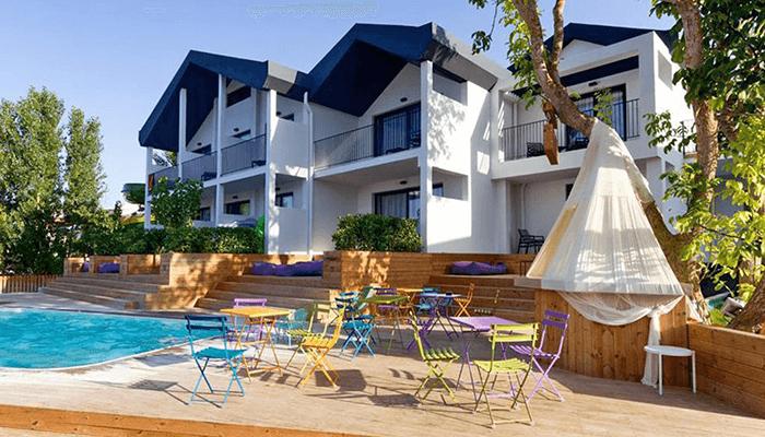 Hotels Zakynthos - Aqua Bay