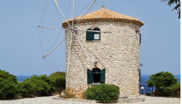 Wat te doen op Zakynthos - Potamitis Windmill