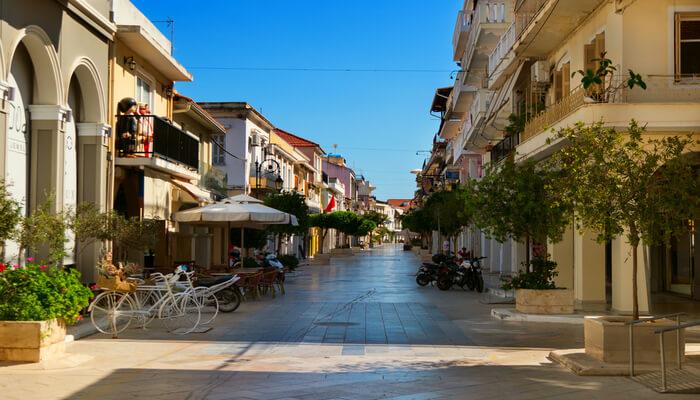 Wat te doen op Zakynthos - Zakynthos-stad bezoeken